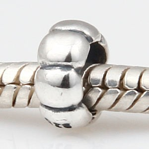 925 Sterling zilveren spacer