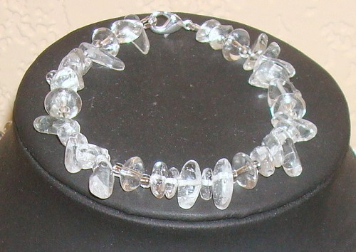 Armband van Natural Crystal