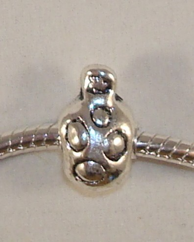 925 Sterling silverplated bedel Schildpad